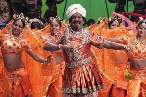 Jagajala Pujabala Thenaliraman Vadivelu Dacing Movement