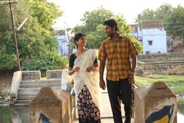 Thilagar Movie Romance Stills