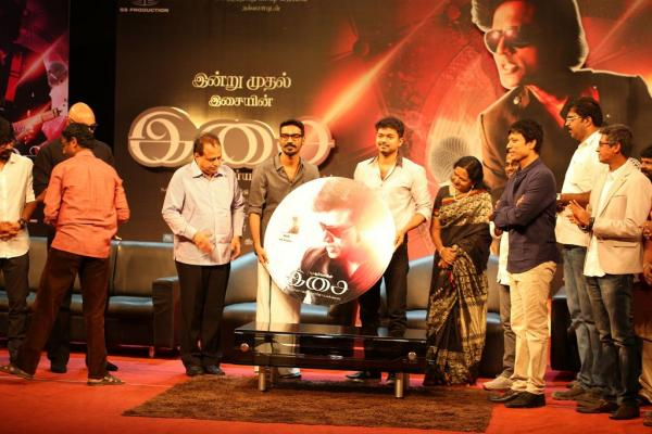 SJ Suryas Isai Movie Audio Launch Stills