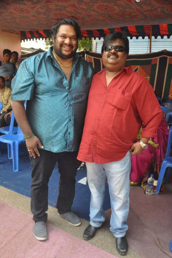 Sri Kanth Deva in Jaikira Kuthira Movie Launch