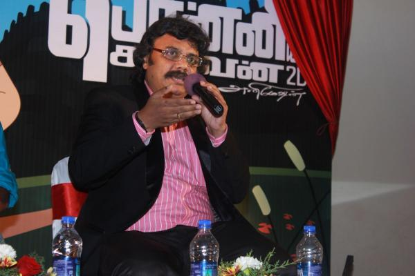 Ponniyin Selvan Animation Movie Launch Latest Pictures