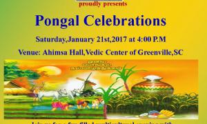 Pongal Celebration - USA
