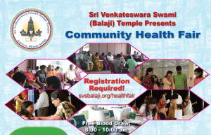 Community Health Fair - Illinois, USA