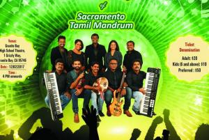 Sacramento Tamil Mandrum 20th Anniversary - California, USA